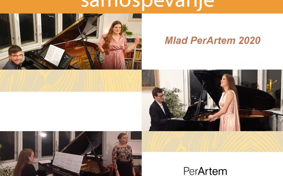 Vtisi mladih umetnikov – Mlad PerArtem 2020